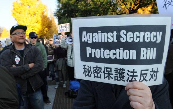 Giappone: Il Parlamento approva la legge sul segreto di Stato nonostante le proteste