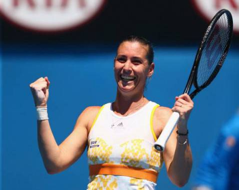 Flavia Pennetta (getty images)