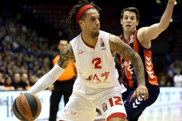 Basket, Eurolega: Milano supera Vitoria Laboral e si spiana la strada nelle Top 16