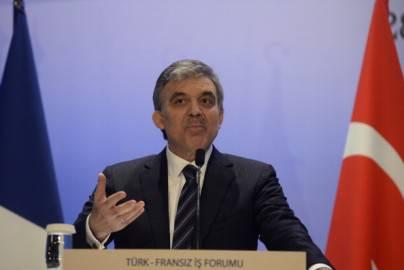 Il presidente turco Abdullah Gul (BULENT KILIC/AFP/Getty Images)