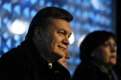 Viktor Yanukovich ( David Goldman - Pool/Getty Images)