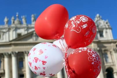 San Valentino (Franco Origlia/Getty Images)