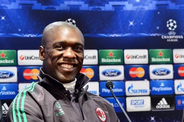 "Champions League, Milan, Seedorf: ""Scriviamo la storia"""
