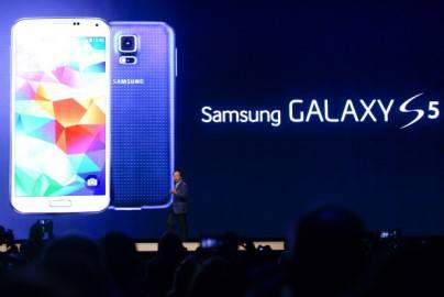 Presentazione Samsung Galaxy S5 ( David Ramos/Getty Images)