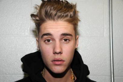Justin Bieber (hoto by Miami Beach Police Department via Getty Images)