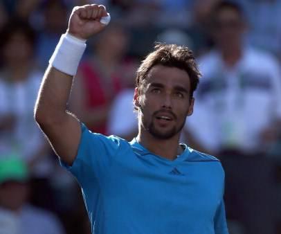 Tennis, Atp Montecarlo: Fognini vola agli ottavi