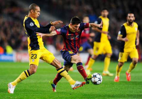 Barcellona-Atletico Madrid (getty images)