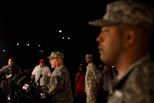 USA. Sparatoria nella base di Fort Hood: 4 morti
