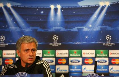 Josè Mourinho (getty images)