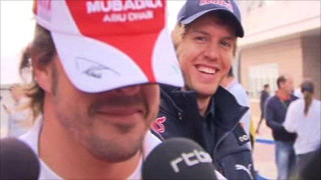 Formula1 2011: Alonso vuole superare Vettel