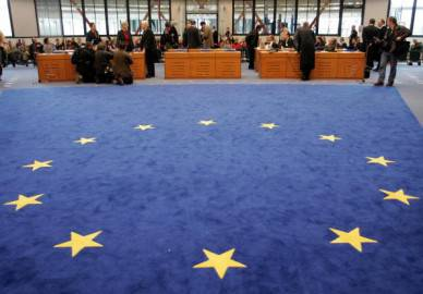 Corte Europea Diritti Umani, Strasburgo ( OLIVIER MORIN/AFP/Getty Images)