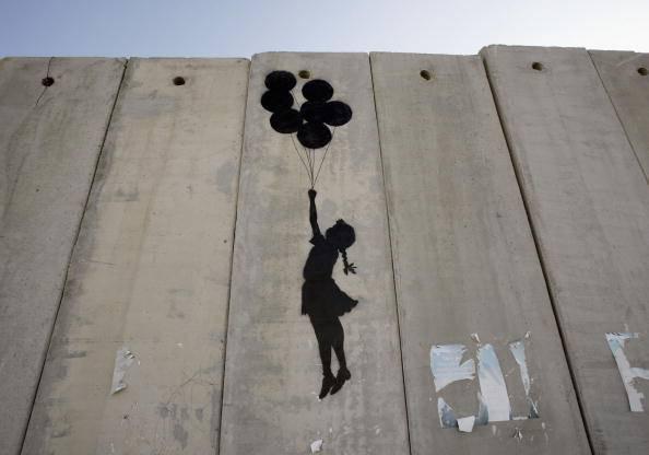 Gran Bretagna: il mistero del murales di Bansky sottratto alla collettività