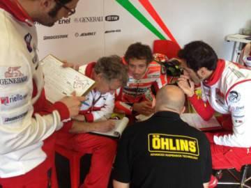 5459956261 360x270 Valentino Rossi: primo posto al campionato Ducati di kart sul circuito di Jerez