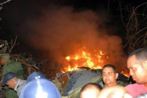 Cade un aereo a Cuba: un italiano tra le 68 vittime, nessun superstite
