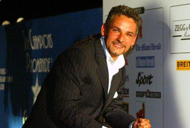 Roberto Baggio torna a giocare in amichevole per le popolazioni alluvionate