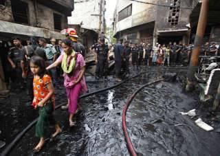 Bangladesh: fulmine brucia una capanna trasformata in moschea e fa 13 morti