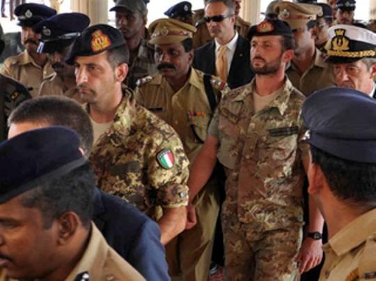 India: la Corte Suprema di Nuova Delhi ammette il ricorso del governo italiano sui marò