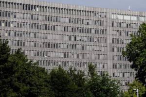 La sede dell'Ilo a Ginevra (FABRICE COFFRINI/AFP/Getty Images)