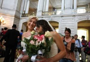 Matrimonio omosessuale (getty images)