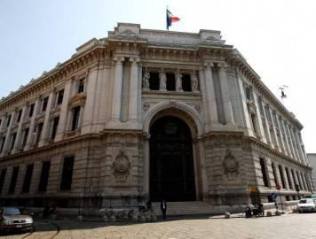 La sede di Bankitalia (Getty Images)