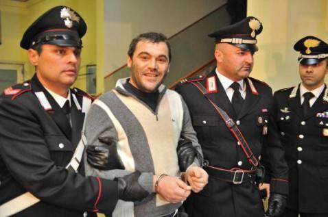 Giuseppe Setola (FRANCESCO PISCHETOLA/AFP/Getty Images)