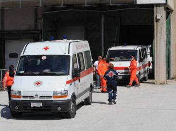 Ambulanze (Getty Images)