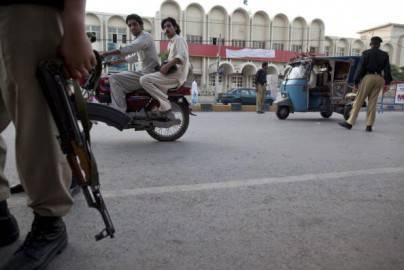 Peshawar, Pakistan (Paula Bronstein/Getty Images)
