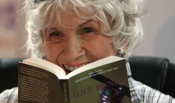 La canadese Alice Munro è il premio Nobel per la Letteratura 2013