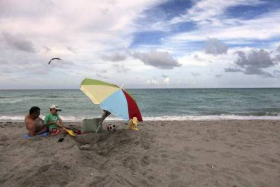 Vacanza (Joe Raedle/Getty Images)