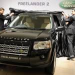 Salone di Parigi: la Land Rover presenterà l'aggiornamento del Freelander 2