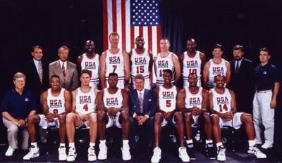 """BASKET NBA / Dream Team, la squadra statunitense è entrata nella """"Hall of Fame"""""""