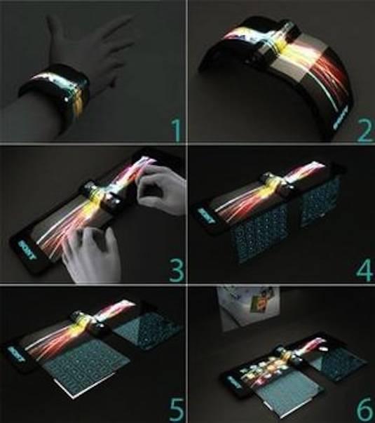 Il cellulare del futuro