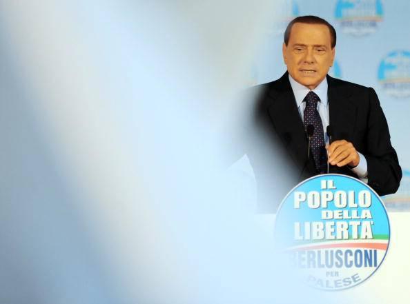 Bari: tutto pronto per la manifestazione del Pdl. Berlusconi arrivato