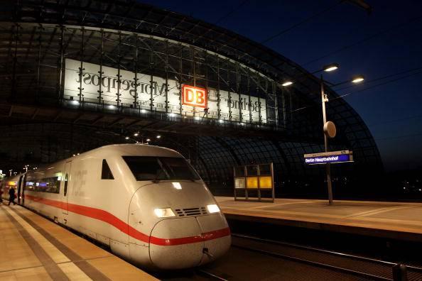 Proposta delle ferrovie tedesche: droni contro i writers