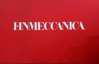 Il logo di Finmeccanica (Getty Images)