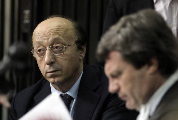 Processo Gea: annullata la condanna a  carico di Luciano Moggi e del figlio Alessandro