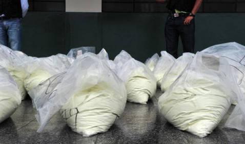 Sequestro di cocaina (Getty Images)