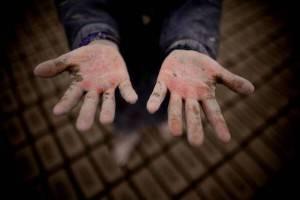 Lavoro minorile (Majid Saeedi/Getty Images)