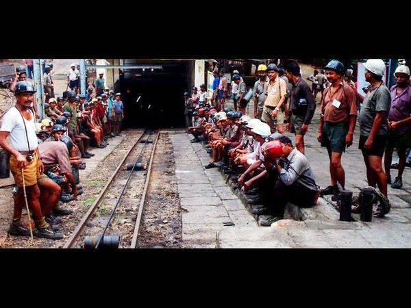 India: duecento lavoratori bloccati in una miniera del Bengala