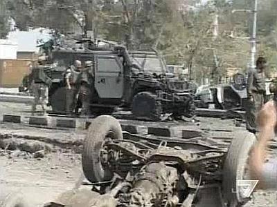Afghanistan attentato kamikaze nella provincia di Maidan Wardak: 3 morti e 89 feriti