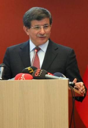 Ahmet Davutoglu, Ministro degli esteri, Turchia (Getty images)