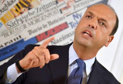 Angelino Alfano (Getty Images)