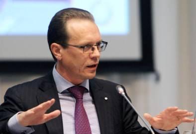 Algirdas Semeta, Commissario UE per la Fiscalità (Getty images)