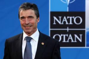 Anders Fogh Rasmussen, segretario generale Nato