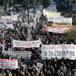 Crisi in Grecia: un'altra settimana di scioperi dei trasporti, mercoledì si vota la Finanziaria 2011