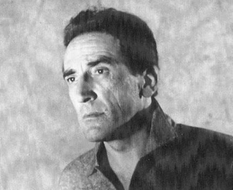 Arnaldo Foà negli anni Cinquanta (foto pubblico dominio)