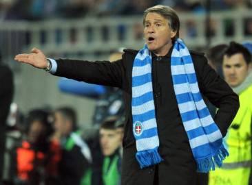 Attilio Tesser2 366x270 Serie A, 29a giornata: Novara   Lecce 0 0 tabellino