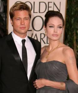BRAD PITT / Angelina Jolie, l'attore raggiunge la moglie in Ungheria