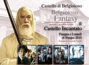 La locandina di Belgioioso Fantasy 2010