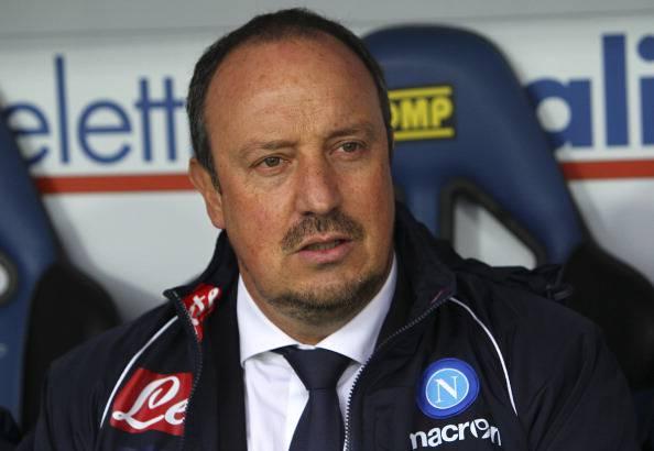 """Napoli, Benitez: """"Al secondo posto ci crediamo ancora"""""""